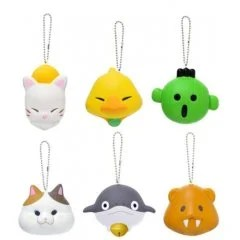 Final Fantasy XIV Minion Squeeze Collection (Set of 8 Pieces) Square Enix