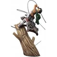 ARTFX J Attack on Titan 1/8 Scale Pre-Painted Figure: Levi Renewal Package Ver. (Re-run) Kotobukiya