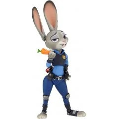 Figure Complex Movie Revo Series No. 008 Zootopia: Judy Hopps (Re-run) Kaiyodo
