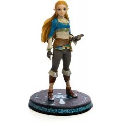 The Legend of Zelda: Breath of the Wild - Zelda PVC Painted Statue [Standard Edition] (Re-run) First4Figures