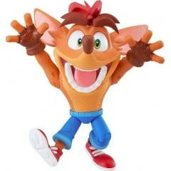 Nendoroid No. 1501 Crash Bandicoot 4 It's About Time: Crash Bandicoot Good Smile