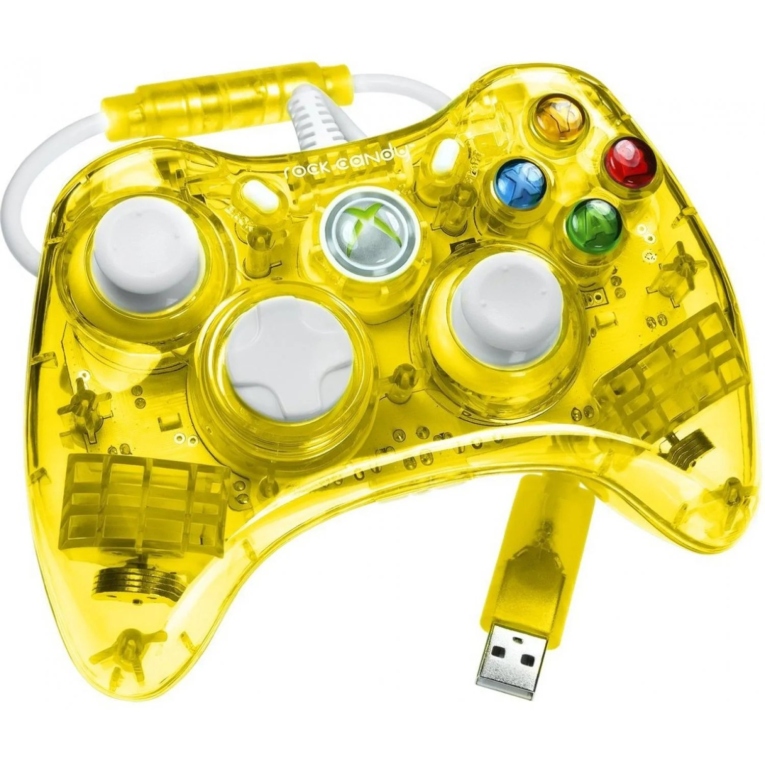 hight resolution of rock candy xbox 360 wired controller yellow 331951 1 jpg o3hx39