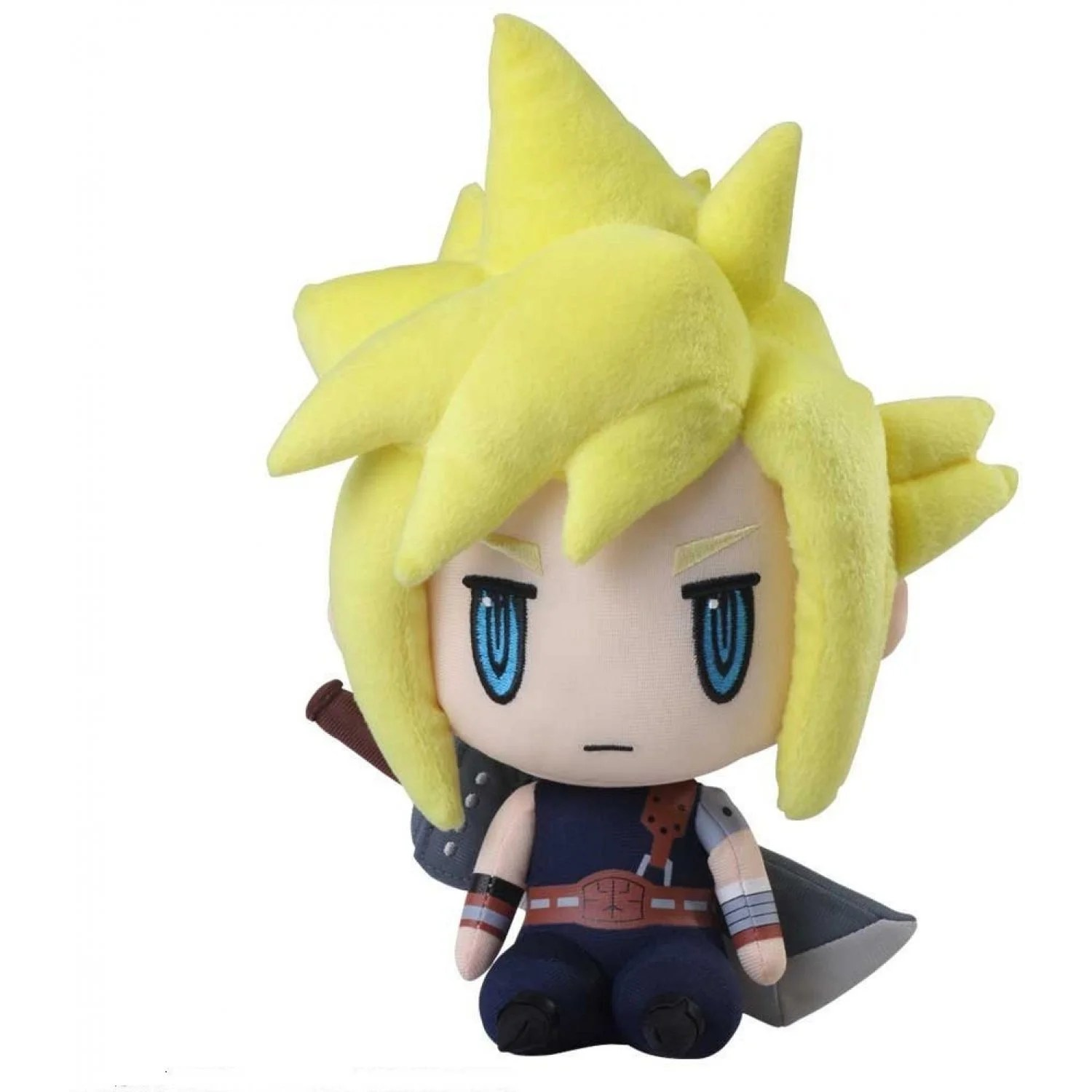 Final Fantasy VII Plush Cloud Strife