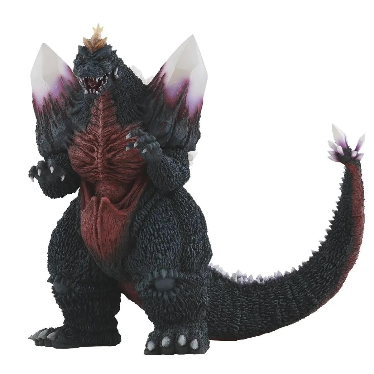 Toho Daikaiju Series Godzilla Vs SpaceGodzilla Space