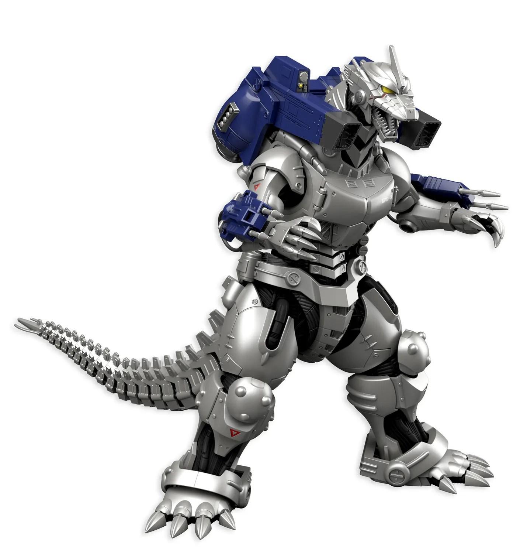 Acks Godzilla Mechagodzilla Model Kit Msf-3 Kiryu