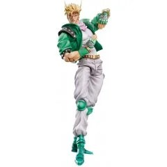 SUPER ACTION STATUE JOJO'S BIZARRE ADVENTURE PART II: CAESAR ANTHONIO ZEPPELI (RE-RUN) Medicos Entertainment