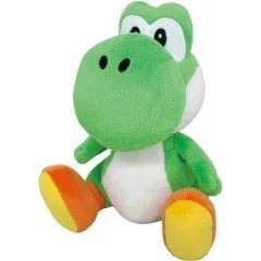 SUPER MARIO ALL STAR COLLECTION PLUSH: AC03 YOSHI (SMALL) (RE-RUN) San-ei Boeki