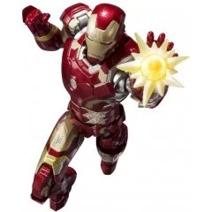 S.H.FIGUARTS AVENGERS AGE OF ULTRON: IRON MAN MARK 43 (RE-RUN) Tamashii (Bandai Toys)