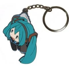 HATSUNE MIKU TSUMAMARE KEY RING (RE-RUN) Cospa