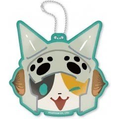 MONSTER HUNTER X DIECUT COIN CASE: HUNT NEKO Capcom