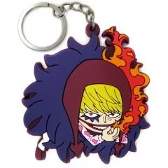 ONE PIECE TSUMAMARE KEYCHAIN: ROCINANTE (RE-RUN) Cospa