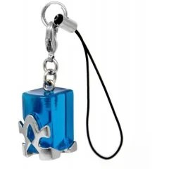 SWORD ART ONLINE TRANSITION CRYSTAL CHARM STRAP (RE-RUN) Cospa