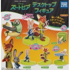 ZOOTOPIA DESKTOP FIGURE (RANDOM SINGLE) TakaraTomy