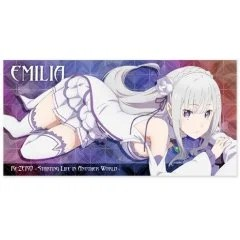 RE: LIFE IN A DIFFERENT WORLD FROM ZERO BIG TOWEL: EMILIA (RE-RUN) Cospa