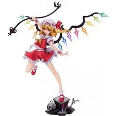 TOUHOU PROJECT 1/8 SCALE PRE-PAINTED FIGURE: SISTER OF THE DEVIL FLANDRE SCARLET (RE-RUN) QuesQ