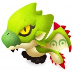 MONSTER HUNTER MONSTER PLUSH: LIOLEIA (RE-RUN) - Capcom