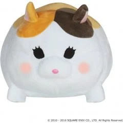 FINAL FANTASY XIV PLUSH CUSHION: FAT CAT (RE-RUN) Square Enix