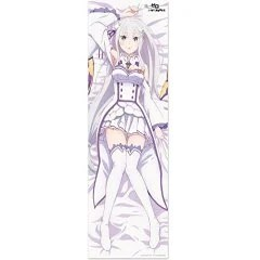 RE:ZERO KARA HAJIMERU ISEKAI SEIKATSU DAKIMAKURA COVER: EMILIA (RE-RUN) Hobby Stock