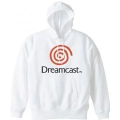 DREAMCAST HOODIE WHITE