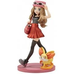 ARTFX J POKEMON SERIES 1/8 SCALE PRE-PAINTED FIGURE: SERENA WITH FENNEKIN (RE-RUN) Kotobukiya
