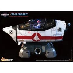ROBOTECH MACROSS VF-1J 1/6 SCALE COCKPIT DIORAMA DIGITAL SOUND SYSTEM Kidslogic
