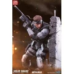 Metal Gear Solid Statue: Solid Snake - First4Figures