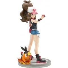 ARTFX J POKEMON SERIES 1/8 SCALE PRE-PAINTED FIGURE: HILDA WITH TEPIG (RE-RUN) Kotobukiya