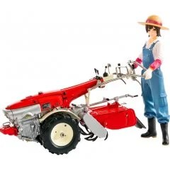 PLAMAX MF-21 1/20 SCALE MODEL KIT: MINIMUM FACTORY MINORI WITH HONDA F90 TILLER (RE-RUN) Max Factory