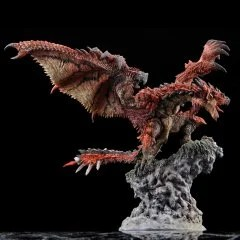 CAPCOM FIGURE BUILDER CREATORS MODEL MONSTER HUNTER: RATHALOS REPRINT EDITION (RE-RUN) Capcom