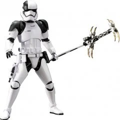 ARTFX+ STAR WARS THE LAST JEDI 1/10 SCALE PRE-PAINTED FIGURE: FIRST ORDER STORMTROOPER EXECUTIONER by Kotobukiya
