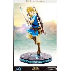 THE LEGEND OF ZELDA BREATH OF THE WILD STATUE: LINK (RE-RUN) First4Figures