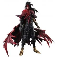 DIRGE OF CERBERUS FINAL FANTASY VII PLAY ARTS KAI: VINCENT VALENTINE Square Enix