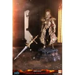 DARK SOULS STATUE: DRAGON SLAYER ORNSTEIN by First4Figures