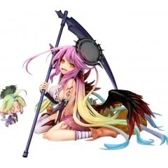 NO GAME NO LIFE ZERO 1/7 SCALE PRE-PAINTED FIGURE: JIBRIL GREAT WAR VER. by Phat Company