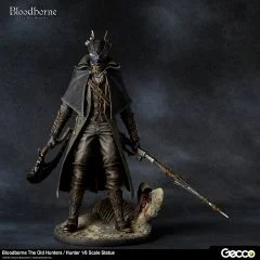 BLOODBORNE THE OLD HUNTERS 1/6 SCALE STATUE: HUNTER Gecco