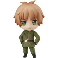 NENDOROID NO. 881 HETALIA THE WORLD TWINKLE: ENGLAND [GOOD SMILE COMPANY ONLINE SHOP LIMITED VER.] Orange Rouge