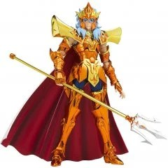 SAINT CLOTH MYTH EX: EMPEROR POSEIDON - Tamashii (Bandai Toys)