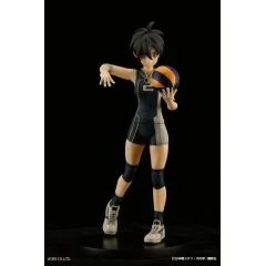 SHOUJO FIGHT SOFT VINYL FIGURE: NERI OOISHI Acro