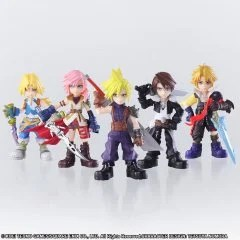 DISSIDIA FINAL FANTASY OPERA OMNIA TRADING ARTS (SET OF 10 PIECES) Square Enix