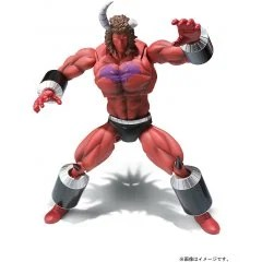 S.H.FIGUARTS KINNIKUMAN: BUFFALOMAN (10 MILLION POWER VER.) Tamashii (Bandai Toys)