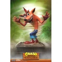 CRASH BANDICOOT RESIN STATUE First4Figures