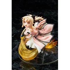 FATE/KALEID LINER PRISMA ILLYA 3REI!! 1/7 SCALE PRE-PAINTED FIGURE: ILLYA / SABER Di molto bene