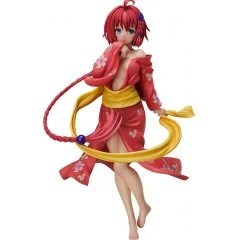 TO LOVE-RU DARKNESS 1/8 SCALE PRE-PAINTED FIGURE: MEA KUROSAKI YUKATA VER. Freeing