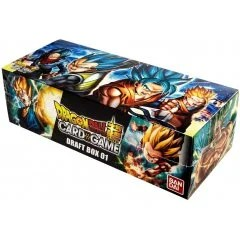 DRAGON BALL SUPER CARD GAME DRAFT BOX 01 Tamashii (Bandai Toys)