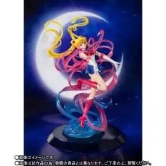 FIGUARTS ZERO CHOUETTE BISHOUJO SENSHI SAILOR MOON: SAILOR MOON -MOON CRYSTAL POWER, MAKE UP- Tamashii (Bandai Toys)