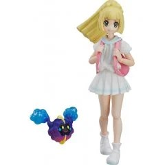 FIGMA NO. 392 POKEMON: LIVELY LILLIE Good Smile