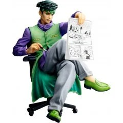 JOJO'S BIZARRE ADVENTURE DIAMOND IS UNBREAKABLE MEMO HOLDER: KISHIBE ROHAN Di molto bene