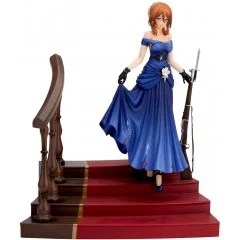 GIRLS' FRONTLINE 1/8 SCALE PRE-PAINTED FIGURE: SPRINGFIELD QUEEN UNDER THE GLIM VER. Hobbymax