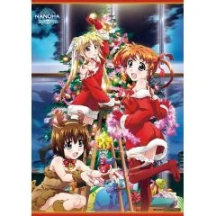 MAGICAL GIRL LYRICAL NANOHA REFLECTION B2 TAPESTRY Medicos Entertainment