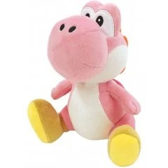 SUPER MARIO ALL STAR COLLECTION PLUSH: AC46 PINK YOSHI (SMALL) San-ei Boeki